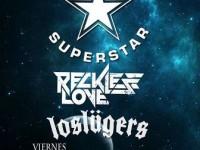 HARDCORE SUPERSTAR / RECKLESS LOVE / LÜGERS
